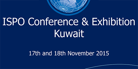 Kuwait Oil Company hosts the ISPO IUG Conference 17th and 18th November 2015